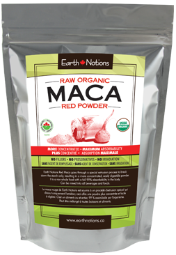 Organic Red Maca Powder