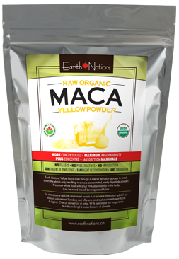 Organic Yellow Maca Powder
